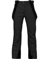 Protest 4710400-290-M Mens Oweny True Black Snow Pants - Size M