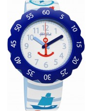 Flik Flak FPSP027 Kids Anchor Up Watch