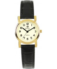 Royal London 20000-04 Ladies Classic Gold and Black Watch