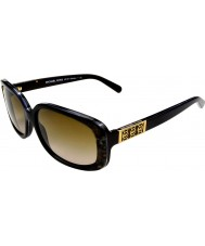 Michael Kors MK6011 56 Delray Brown Snake 301913 Sunglasses