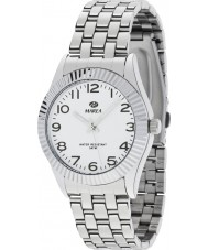 Marea 21160-1 Ladies Fashion Silver Steel Bracelet Watch