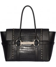 Fiorelli FH8723-BLACKCROC Ladies Barbican Bag