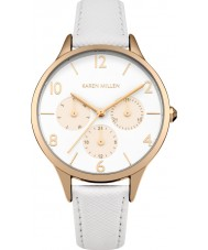 Karen Millen KM155WRG Ladies Watch