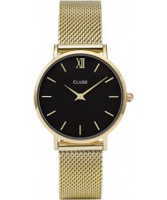 Cluse CL30012 Ladies Minuit Mesh Watch