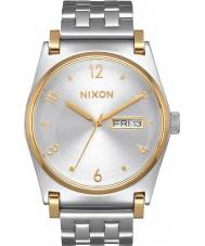 Nixon A954-1921 Ladies Jane Silver Steel Bracelet Watch