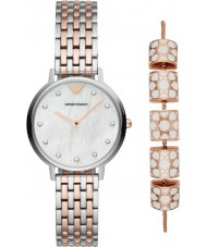 Emporio Armani AR80016 Ladies Watch Gift Set
