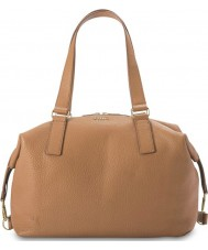 Fossil ZB6605235 Ladies Preston Large Camel Satchel