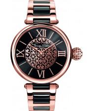 Thomas Sabo WA0280-268-203-38mm Ladies Karma Two Tone Steel Bracelet Watch