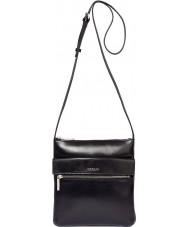 Modalu MH5103-BLACK Ladies Erin Black Cross Body Bag