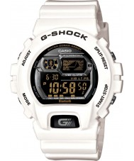 Casio GB-6900B-7ER Mens G-Shock White Resin Bluetooth Watch