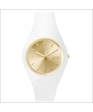 Ice-Watch 001393 Ladies Ice-Chic Exclusive White Silicone Strap Watch