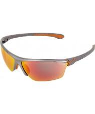 Cebe Cinetik Large Metallic Grey Sunglasses