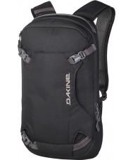 Dakine 10001470-BLACK Heli Pack 12L Backpack