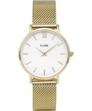 Cluse CL30010 Ladies Minuit Mesh Watch