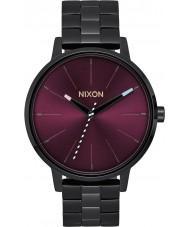 Nixon A099-192 Ladies Kensington Black Steel Bracelet Watch
