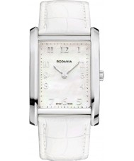 Rodania Swiss RS25074-21 Ladies Silver and White Altra Watch