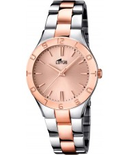 Lotus 15896-2 Ladies Trendy Rose Gold Bi Colour Watch