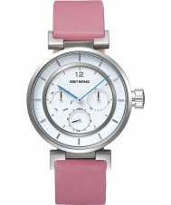 Issey Miyake AAB06 Ladies W Pink Leather Strap Watch