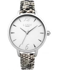 Lipsy LP450 Ladies Snake Print PU Strap Watch