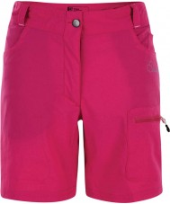 Dare2b DWJ336-1Z008L Ladies Melodic Electric Pink Shorts - Size UK 8 (XS)