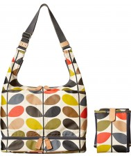 Orla Kiely 0ETCCMS049 Ladies Classic Multi Stem Baby Bag