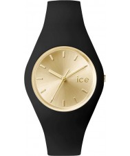 Ice-Watch 001394 Ladies Ice-Chic Exclusive Black Silicone Strap Watch