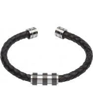 Unique B285BL-21CM Mens Bracelet