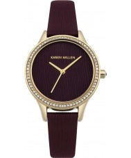 Karen Millen KM165VG Ladies Watch