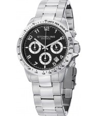 Stuhrling Original 665B-01 Mens Monaco Concorso 665B Watch