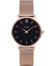 Cluse CL30016 Ladies Minuit Mesh Watch