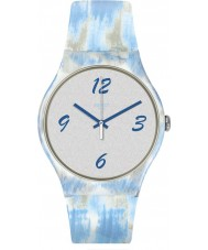 Swatch SUOW149 Bluquarelle Watch