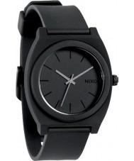 Nixon A119-1524 Time Teller P Matte Black Watch