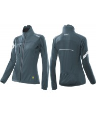 2XU Ladies Tech Teal Sub Zero 360 Cycle Jacket