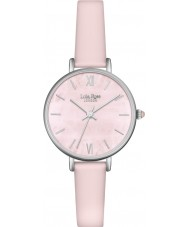 Lola Rose LR2035 Ladies Pink Leather Strap Watch