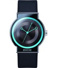 Zoom ZM-3766M-2503 Beat Black Blue Watch