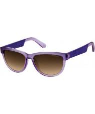Carrera Ladies Carrera 5000 BAA CC Purple Sunglasses
