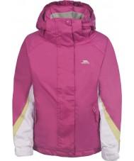 Trespass FCJKSKH20008-11-12 Girls Astrid Pink Jacket - 11-12 years