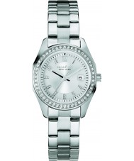 Caravelle New York 43M108 Ladies Silver Steel Bracelet Watch