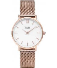 Cluse CL30013 Ladies Minuit Mesh Watch
