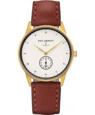 Paul Hewitt PH-M1-G-W-1M Signature Line Watch