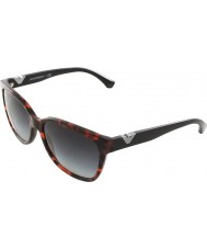 Emporio Armani EA4038 57 Modern Havana Bordeaux 52778G Sunglasses