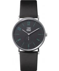 Zoom ZM-3772M-2503 Club Night Black Blue Watch