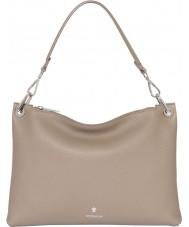 Modalu MH6150-FAWN Ladies Lottie Fawn Flat Shoulder Bag