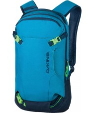 Dakine 10001470-BLUEROCK-81X Heli Pack 12L Backpack