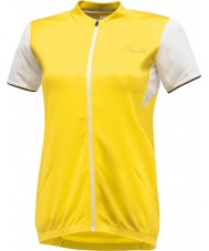Dare2b Ladies Bestir Bright Yellow Jersey