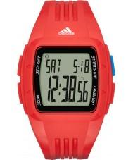 Adidas Performance ADP3238 Duramo Red Resin Strap Watch
