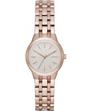 DKNY NY2492 Ladies Park Slope Rose Gold Bracelet Watch