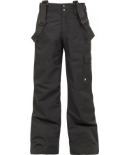 Protest 4810100-290-116 Boys Denysy True Black Snow Pants - 6 years (116 cm)