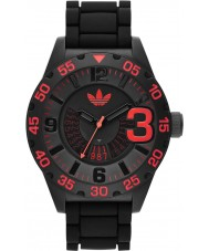 Adidas ADH2965 Newburgh Black Rubber Strap Watch
