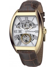 Thomas Earnshaw ES-8015-03 Mens Holborn Automatic Brown Leather Strap Watch